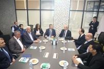 KAYSERİ ŞEKER FABRİKASI - AGÜ Öğretim Üyeleri Kayseri Şeker Fabrikası'nın Ar-Ge Merkezini İnceledi