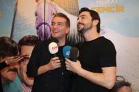 AHMET KURAL - Ahmet Kural ve Murat Cemcir'e yoğun ilgi