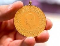 ÇEYREK ALTIN - Altının gramı 165,5 liradan işlem görüyor