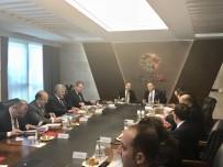 YAŞAR ÖZTÜRK - Ankara'da TR61 Yeşil Endüstri Bölgesi Zirvesi