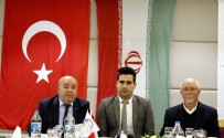 AYDIN DOĞAN - Antalya'da İran Kültür Ve Dayanışma Derneği Kuruldu