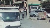 GÜVENLİK KAMERASI - Antalya'daki Eş Cinayeti Güvenlik Kamerasında