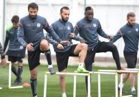 FATIH YıLMAZ - Atiker Konyaspor, Kayserispor Maçı Hazırlıklarını Sürdürdü