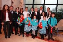 ATATÜRK LİSESİ - Azerbaycanlı Öğrencilerden Mehmetçiğe Mektup