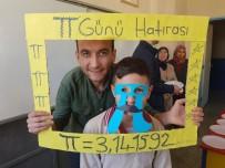 Balya İmam Hatip Ortaokulu'nda Pi Günü Coşkusu
