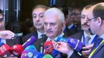 PETROL BORU HATTI - Başbakan Yıldırım Açıklaması 'Azerbaycan'a Buradan Başka Bir Tehdit Olursa Karşılığı Mutlaka Verilecektir'