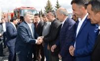 TAHIR AKYÜREK - Başkan Akyürek Açıklaması 'Türkiye'deki Gelişimi Görmek İçin Konya'ya Gelecekseniz'