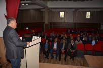 KULLAR - Başkan Bilgilendirme Toplantısı Yaptı...