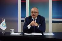 HAZıMSıZLıK - Başkan Ergün Açıklaması 'Külliye'ye Ulaşmasını Da Bilirim'