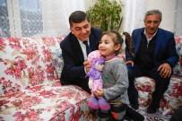 RıDVAN FADıLOĞLU - Başkan Fadıloğlu'nun Çat Kapı Ziyaretleri Mutlu Ediyor