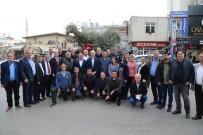 ÖNCÜPINAR - Başkan Fatih Çalışkan, Mehmetçik Ve Kilisliler'e Destek Gezisine Katıldı