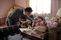 ALZHEIMER - Başkan Karaçoban Bir Engelli Vatandaşa Daha Yardım Elini Uzattı