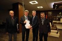 ŞEHİT AİLELERİ DERNEĞİ - Başkan Karaosmanoğlu, 'Bu Milletin Boynu Bükülmez'