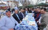 BAHAR HAVASI - Başkan Yaralı, Kumkuyucak'ta Hayır Yemeğine Katıldı