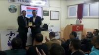 ALI AYDıN - Başkan Yavaş'tan TFFHGD Çanakkale Şubesi'ne Ziyaret