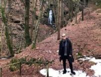 BERNA LAÇİN - Berna Laçin ormanda kayboldu