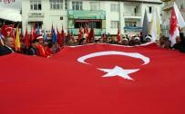 Boğazlıyan'da Şehitlere Saygı Yürüyüşü Düzenlendi