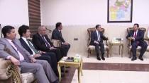 BAĞDAT BÜYÜKELÇİSİ - Büyükelçi Yıldız'ın Musul Ziyareti