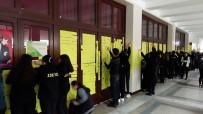 ATATÜRK LİSESİ - Çanakkale Şehitlerinin İsmi Okul Koridorlarında