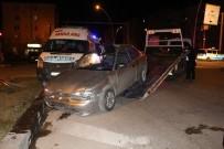 Çankırı'da Trafik Kazası Açıklaması 5 Yaralı