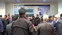 HASAN BASRI GÜZELOĞLU - Diyarbakır'da '8. Ortadoğu İnşaat Fuarı' Açıldı