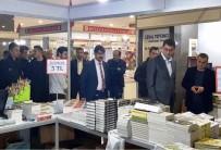 TALHA UĞURLUEL - Diyarbakır'da Kitap Fuarına İlgi Büyüyor