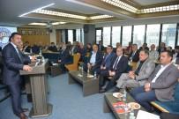 TÜRKIYE İHRACATÇıLAR MECLISI - DTO Başkanı Erdoğan Açıklaması