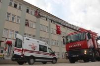YANGIN TATBİKATI - Elazığ'da Deprem Tatbikatı