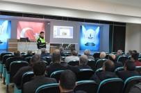 TRAFİK GÜVENLİĞİ - Eşme'de Trafik Eğitim Seferberliği