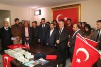KEMERBURGAZ - Eyüpsultan'dan Afrin'deki Mehmetçik'e Destek