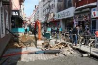 KANALİZASYON - Fahri Korutürk Caddesi, ESTAM'la Yeni Yüzüne Kavuşuyor