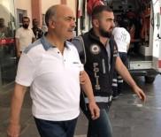 YURT DIŞI YASAĞI - FETÖ'den Tutuklu Eski Rektöre Tahliye