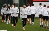 EREN DERDIYOK - Galatasaray, Fenerbahçe Derbisi Hazırlıklarını Sürdürdü