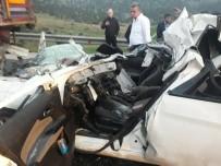 SAĞLIK GÖREVLİSİ - Gaziantep'te Kaza Açıklaması 1 Yaralı
