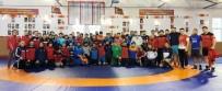 GÜRCISTAN - Grokoromen Güreş Milli Takımı'nın 3. Kamp Dönemi Başladı