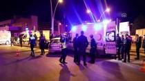 Hasta Nakil Ambulansı İle Otomobil Çarpıştı Açıklaması 5 Yaralı