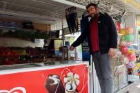 MARKET - Hırsızın Böğürtlenli Ve Bademli Dondurma Aşkı, Market Sahibini Çilden Çıkardı