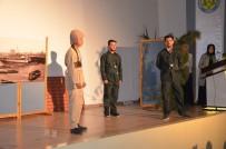 İLAHİYAT FAKÜLTESİ - HRÜ'de Çanakkale  Ruhu Ve Şehitlik Programı Düzenlendi