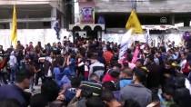 MÜLTECİ KAMPI - İsrail Askerlerinin Öldürdüğü Filistinli Balıkçının Cenaze Töreni