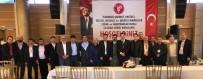 PEYAMİ SAFA - İstanbul Şekerciler Ve Pastacılar Odası'nda Yeni Dönem