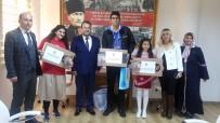 HÜSEYIN SÖZLÜ - İstiklal Marşı'nı En Güzel Okuyan Öğrencilere Bilgisayar Ödülü
