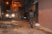DÖNER BIÇAĞI - İzmir'de Nevruz Öncesi Şafak Operasyonu Açıklaması 61 Gözaltı