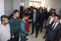 KıZıLKAYA - Kaymakam Gülenç'ten, AK Parti'ye 'Hayırlı Olsun' Ziyareti