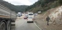 TAHKİKAT - Kazada Ormancı Öldü, Sendikacılar Yaralandı