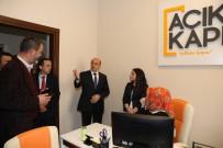 ORHAN ÇIFTÇI - Kırklareli'nde 'Açık Kapı' Projesi Faaliyete Geçti