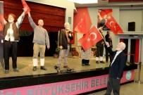 MİMAR SİNAN - 'Koca Seyit' Manisa'da Duygulandırdı