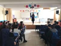 EĞİTİM ÖĞRETİM YILI - Köy Okulu Öğrencilerine Obezite Semineri