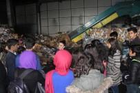 Kulplu Öğrenciler Geri Dönüşüm Fabrikasını Gezdi