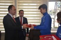 KUTSAL EMANETLER - Kutsal Emanetler Erdoğan'a Sunulmak Üzere Bilecik'ten Yola Çıktı
