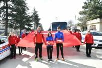 KUTSAL EMANETLER - Kutsal Emanetler Eskişehir'e Getirildi